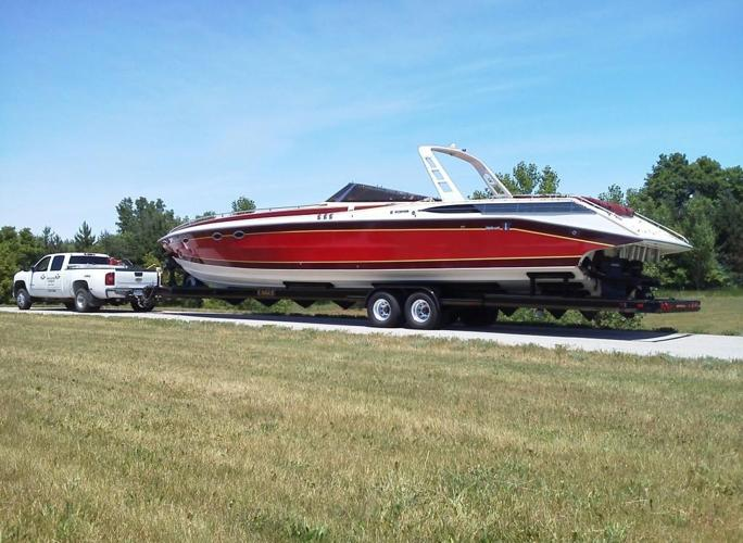 1987 Wellcraft Scarab 50 Meteor Boat For Sale In