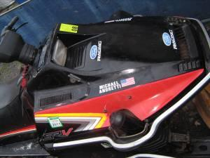 1987 yamaha srv 540 snowmobile antioch illinois for