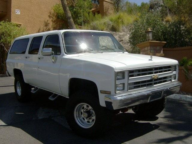 1987 chevrolet suburban v20 for sale in phoenix arizona classified. Cars Review. Best American Auto & Cars Review