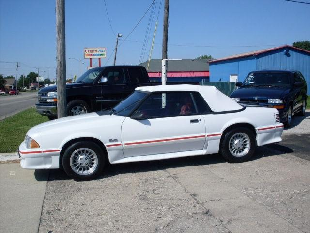 1987 ford mustang gt for sale in muncie indiana classified. Black Bedroom Furniture Sets. Home Design Ideas