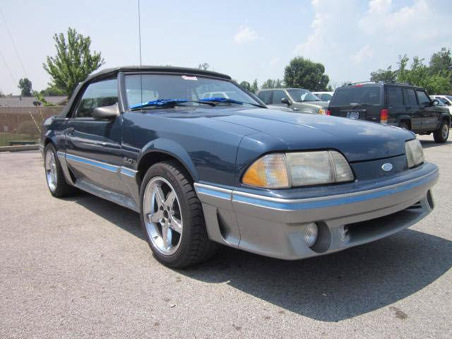 1987 ford mustang gt for sale in owensboro kentucky classified. Black Bedroom Furniture Sets. Home Design Ideas