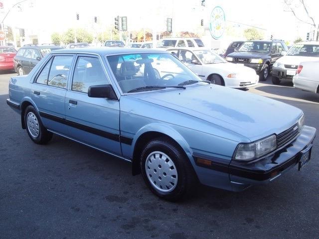 1987 Mazda 626 For Sale In San Leandro California