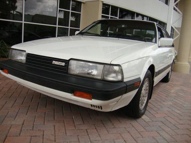 1987 Mazda Mpv V6 1300 Merced For Sale In Merced California