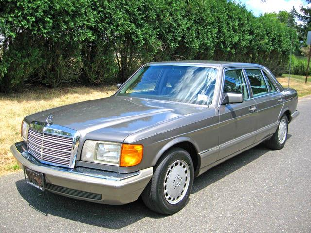 1987 mercedes benz s class 420sel for sale in marlboro for 1987 mercedes benz 420sel