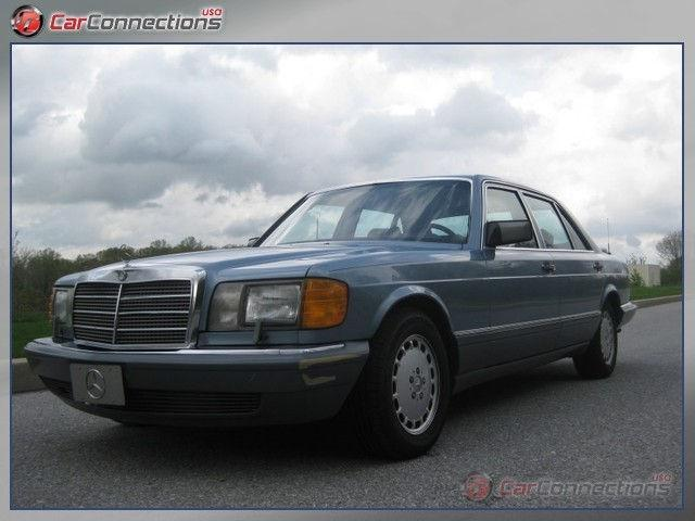 1987 mercedes benz s class 420sel for sale in west chester for 1987 mercedes benz 420sel