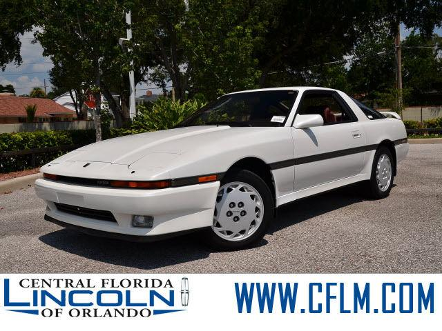 1987 toyota supra turbo for sale in orlando florida classified. Black Bedroom Furniture Sets. Home Design Ideas