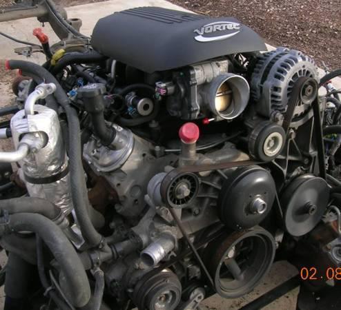 19882007    chevy    motors 5   3    4   8    57 50 4   3    we install