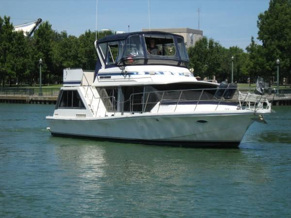 1988 42 bluewater for sale in stockton california for Blue water parts piscine