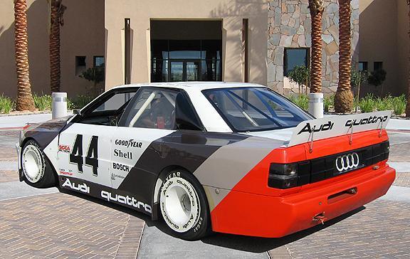 1988 Audi 200 Quattro Trans Am Race Car Price On Request