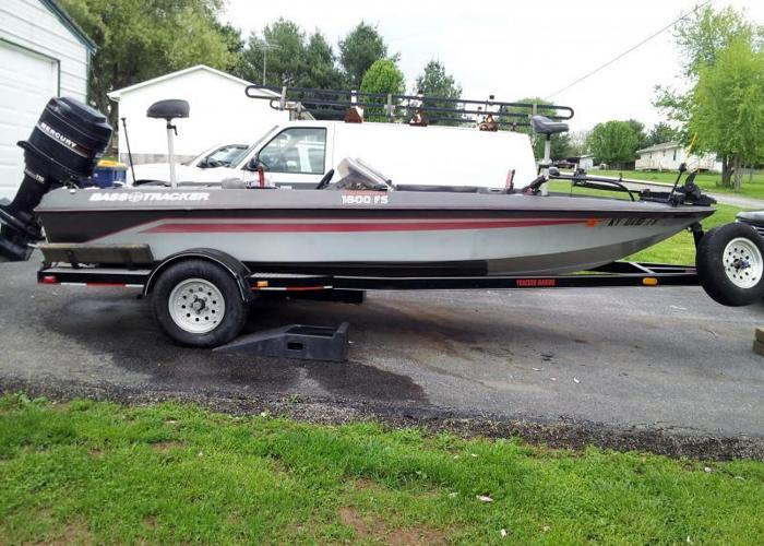 1988 Bass Tracker Tournament 1800 Fs For Sale In Smiths