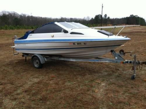 Nissan Fayetteville Nc >> 1988 Bayliner Cuddly Cabin - 17 ft - 85 hp 2 cycle US ...