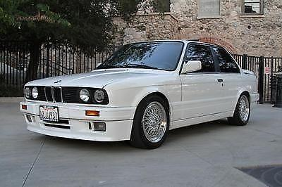 1988 bmw 325is e30 m technic ii s52 swapped california legal for sale in glendale. Black Bedroom Furniture Sets. Home Design Ideas