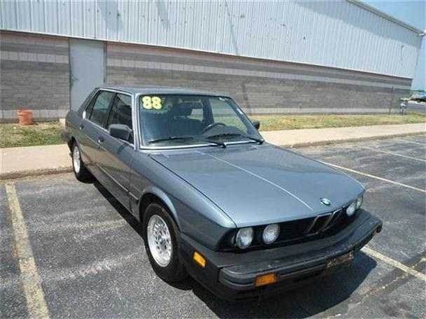 1988 bmw 5 series for sale in machesney park illinois classified. Black Bedroom Furniture Sets. Home Design Ideas