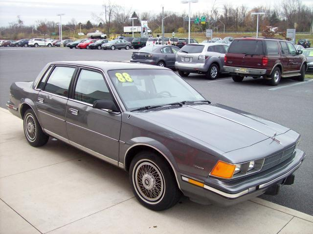 1988 buick century limited for sale in easton, pennsylvania