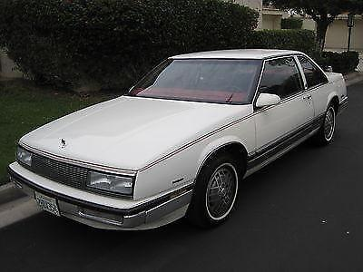 1988 buick lesabre limited coupe 2 door 3 8l for sale in palm springs california classified. Black Bedroom Furniture Sets. Home Design Ideas