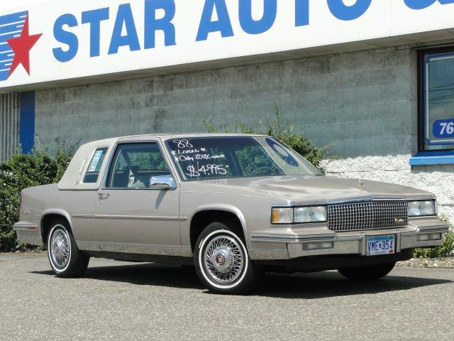 1988 cadillac deville for sale in ramsey minnesota. Cars Review. Best American Auto & Cars Review