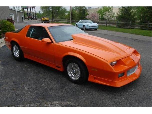 1988 Chevrolet Camaro For Sale In Lansing Michigan