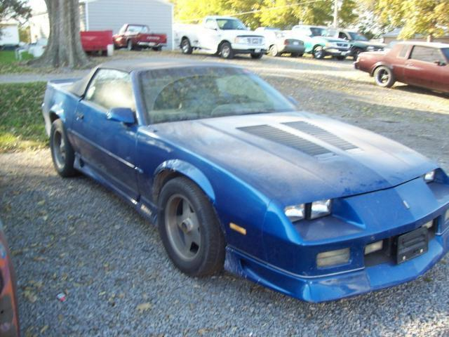 1988 Chevrolet Camaro For Sale In Nashville Illinois