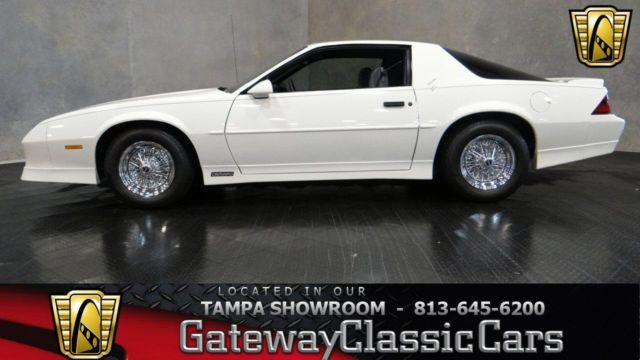 1988 Chevrolet Camaro Low Miles 350tpa For Sale In Apollo