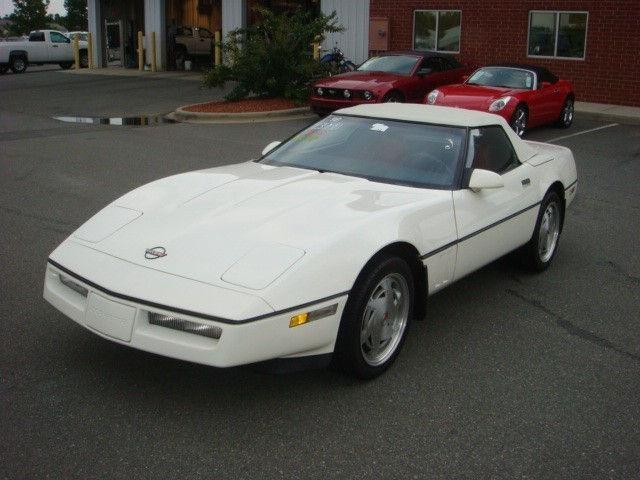 1988 chevrolet corvette for sale in mooresville north carolina classified. Black Bedroom Furniture Sets. Home Design Ideas