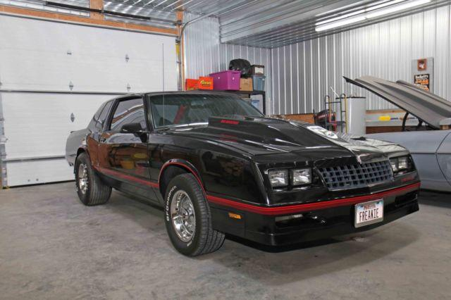 1988 Chevrolet Monte Carlo SS for Sale
