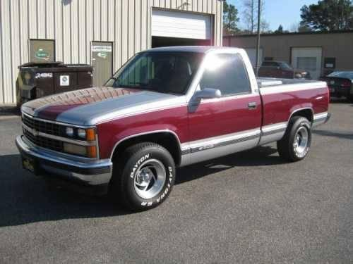 1988 chevrolet silverado 1500 classic truck in conway sc for sale in conway south carolina. Black Bedroom Furniture Sets. Home Design Ideas