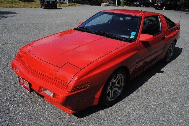 1988 Chrysler Conquest Tsi For Sale Or Trade: 1988 CHRYSLER Conquest TSi Turbo 2dr Hatchback For Sale In