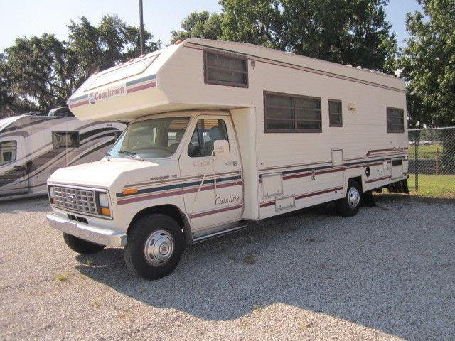 1988 Coachmen Catalina Pictures To Pin On Pinterest