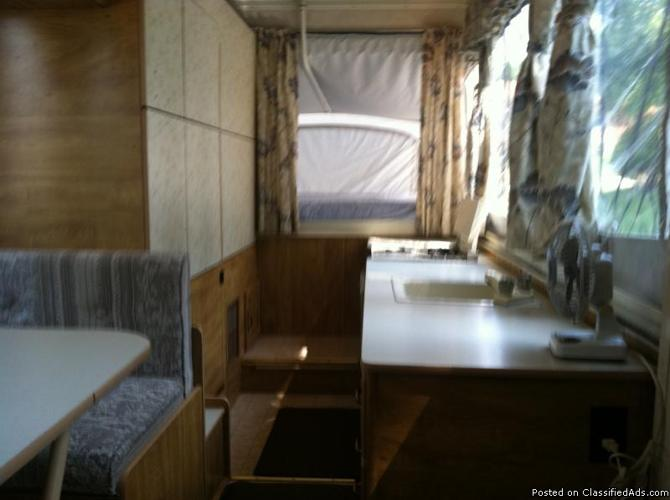Coleman Travel Trailers >> 1988 Coleman Plantation Pop-Up Camper for Sale in Springfield, Missouri Classified ...
