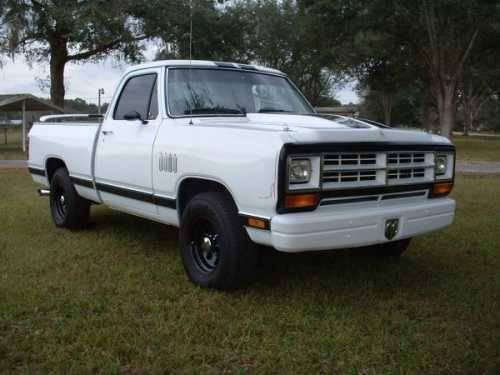 1988 dodge ram d150 classic truck in lakeland fl for sale in lakeland florida classified. Black Bedroom Furniture Sets. Home Design Ideas