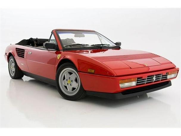 1988 ferrari mondial for sale in syosset new york classified. Black Bedroom Furniture Sets. Home Design Ideas