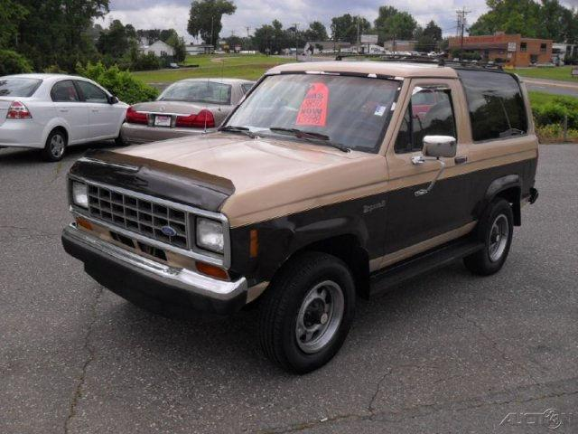 1988 ford bronco ii for sale in lowell north carolina classified. Black Bedroom Furniture Sets. Home Design Ideas