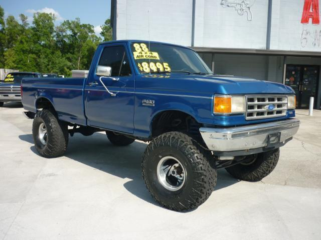 1988 ford f150 for sale in deland florida classified. Black Bedroom Furniture Sets. Home Design Ideas