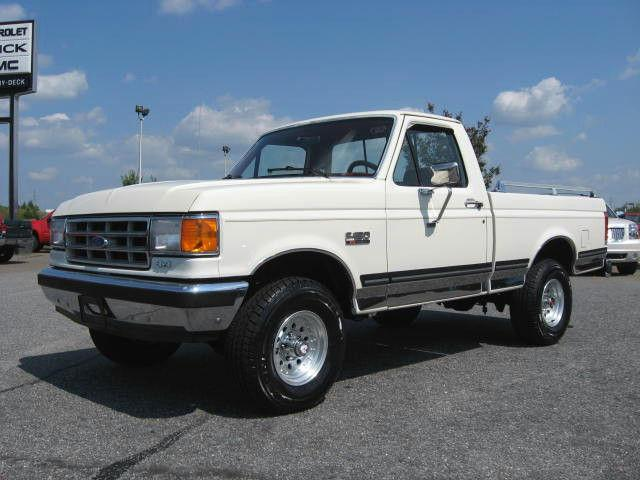 1988 Ford F150 Xlt Lariat For Sale In Forest City North
