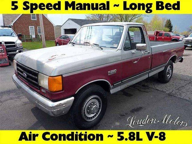1988 ford f250 for sale in alliance ohio classified. Black Bedroom Furniture Sets. Home Design Ideas