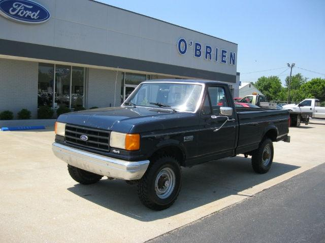 1988 ford f250 custom for sale in shelbyville kentucky classified. Black Bedroom Furniture Sets. Home Design Ideas