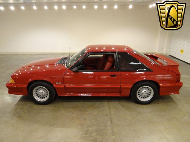 1988 ford mustang gt 6245stl for sale in shiloh illinois classified. Black Bedroom Furniture Sets. Home Design Ideas