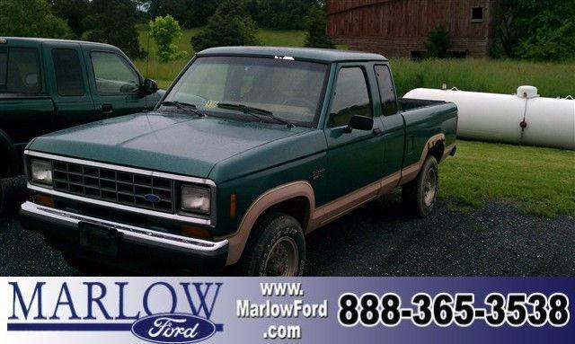 1988 ford ranger for sale in front royal virginia classified. Black Bedroom Furniture Sets. Home Design Ideas
