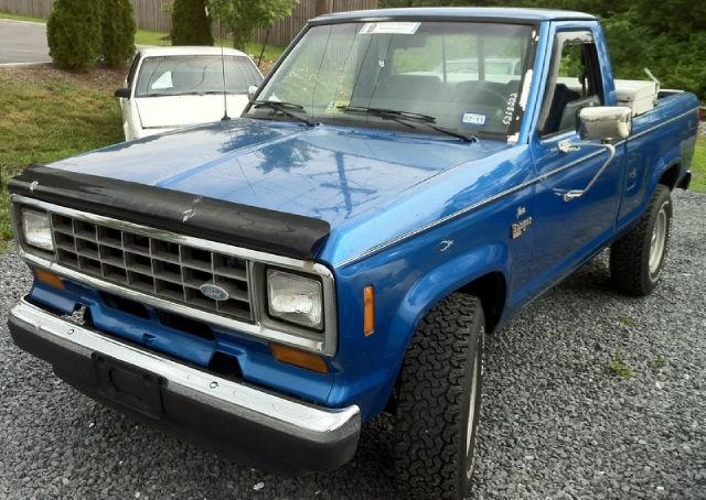 1988 ford ranger for sale in winchester virginia. Black Bedroom Furniture Sets. Home Design Ideas