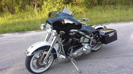 1988 Harley Davidson Heritage Supercharger Bagger Custom