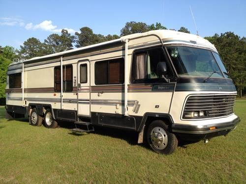 1988 Holiday Rambler Imperial 36 39 Motor Home For Sale In