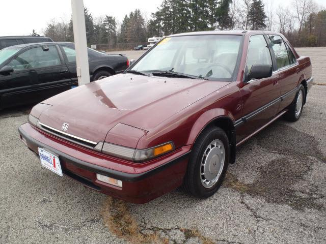 Donnell Ford Boardman >> 1988 Honda Accord LXi for Sale in Youngstown, Ohio ...