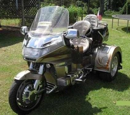 1988 Honda Gold Wing Trike Touring in Piedmont, AL