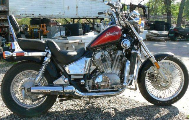 1988 HONDA SHADOW V-TWIN 800