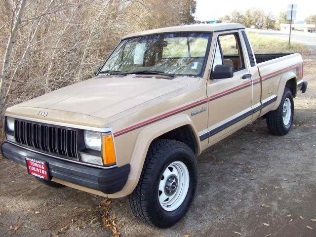 1988 jeep comanche for sale in salida colorado classified. Black Bedroom Furniture Sets. Home Design Ideas