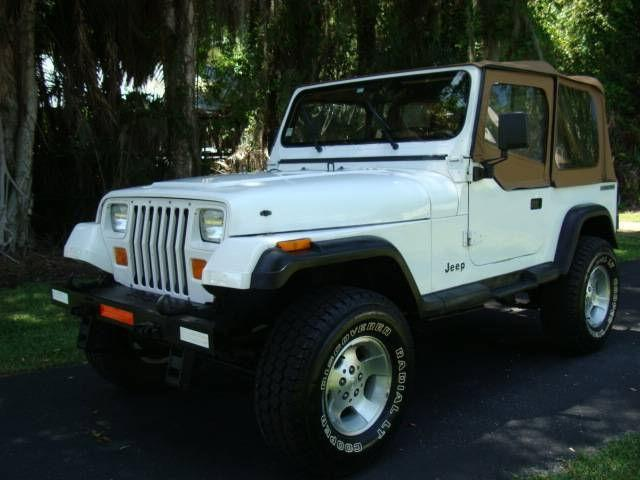 1988 jeep wrangler for sale in bradenton florida classified. Black Bedroom Furniture Sets. Home Design Ideas