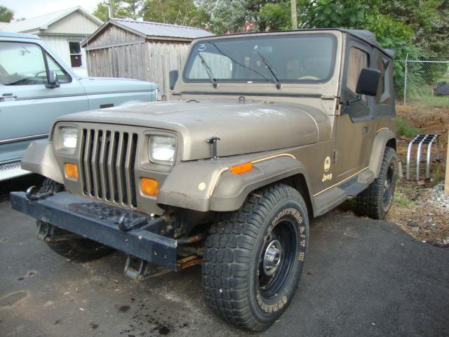 1988 jeep wrangler sahara for sale in laurens south carolina classified. Black Bedroom Furniture Sets. Home Design Ideas