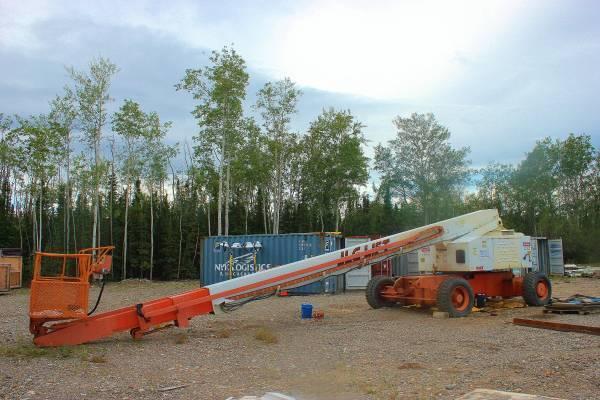 1988 JLG 110HX Man-Lift in Fairbanks, AK