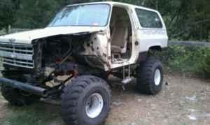 1988 K5 Blazer Mud Truck - (Orange Springs, FL) for Sale ...