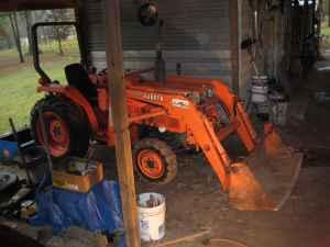 1988 Kubota Tractor 28hp Colmnesneil For Sale In